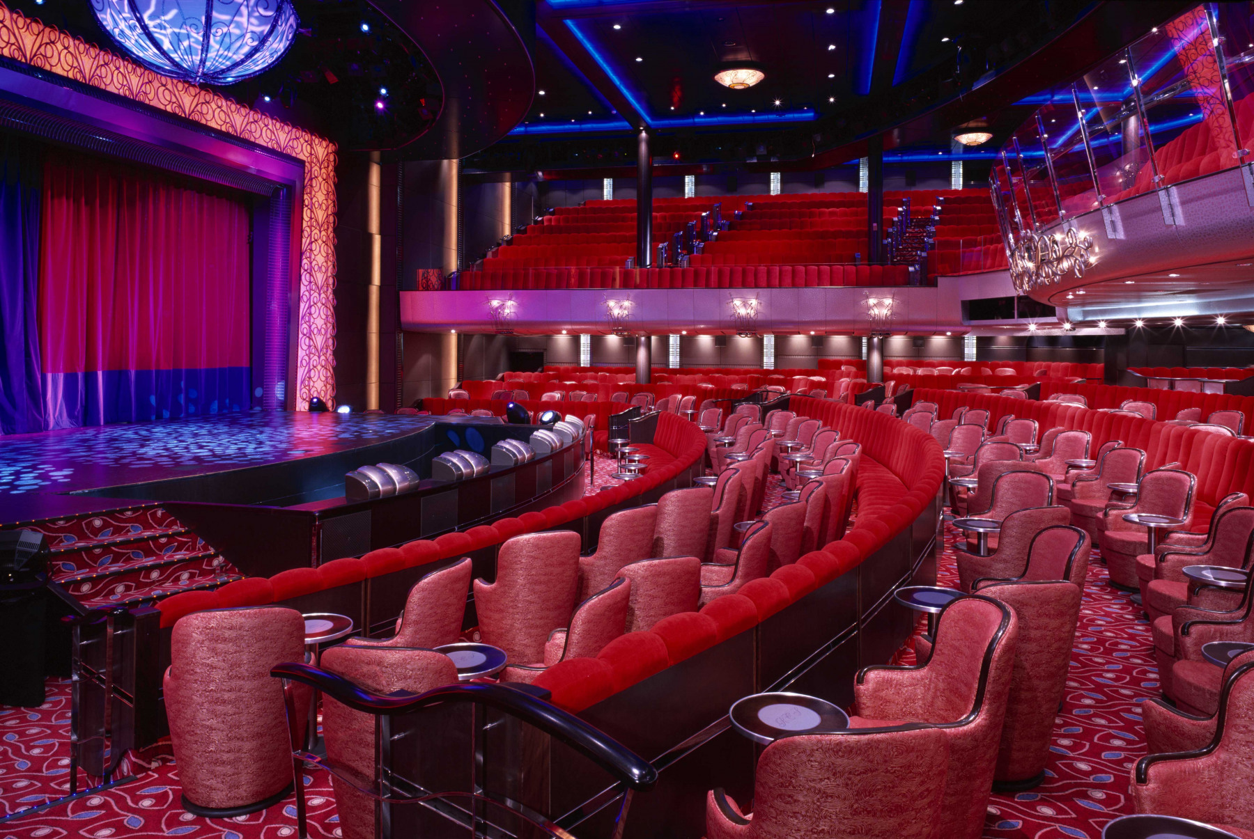 Cunard Line Queen Mary 2 Royal Court Theatre 1.JPG