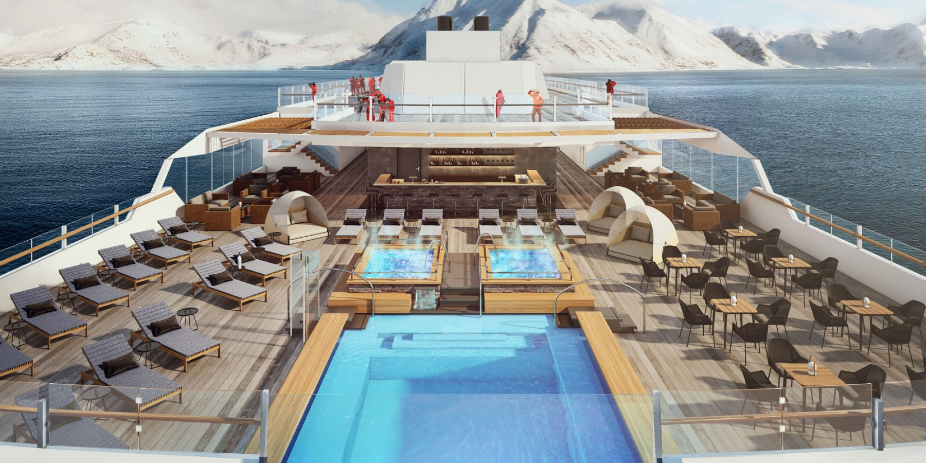 Hurtigruten MS Roald Amundsen Exterior Pool Day.jpg