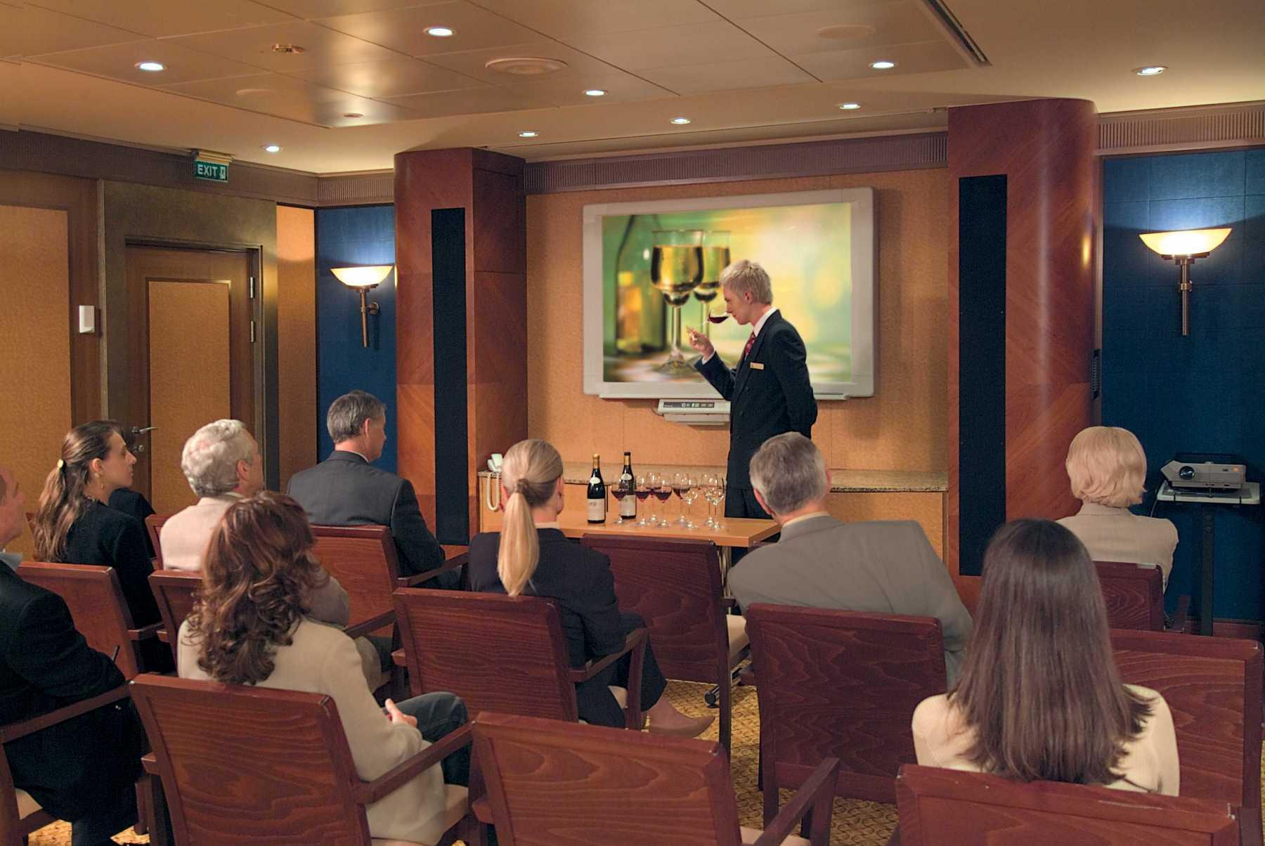 Cunard Line Queen Mary 2 Insights 1.JPG