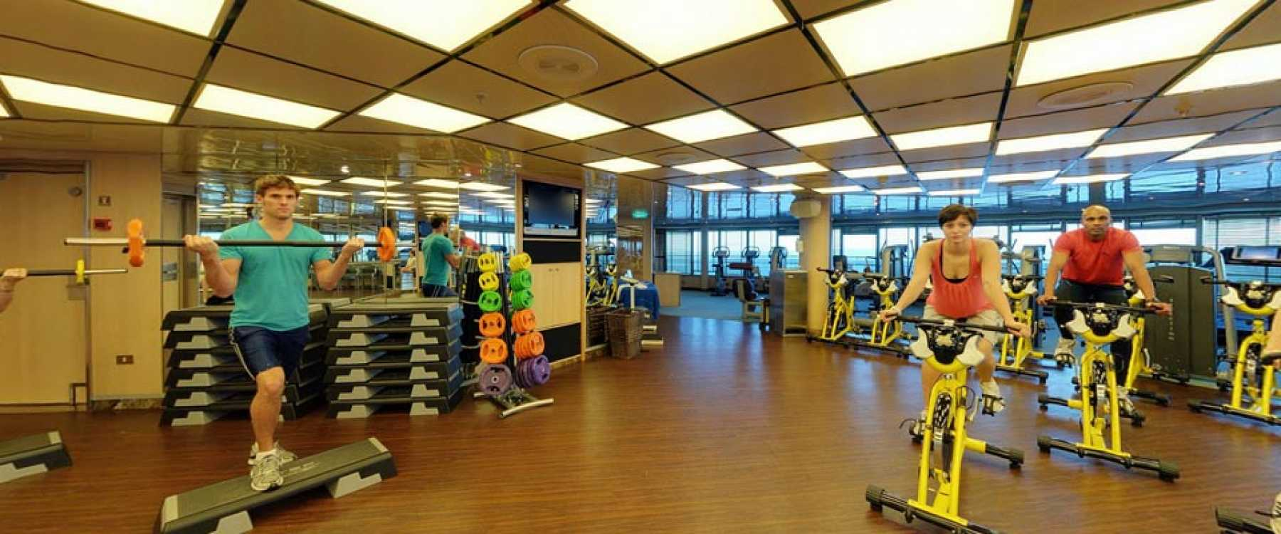 P&O Cruises Ventura Interior Gymnasium 1.jpg