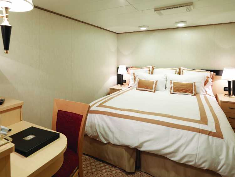 Cunard Line Queen Elizabeth Inside Stateroom 1.JPG