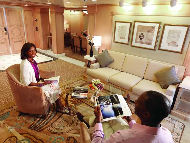 cunard queen elizabeth Q1 grand suite.JPG