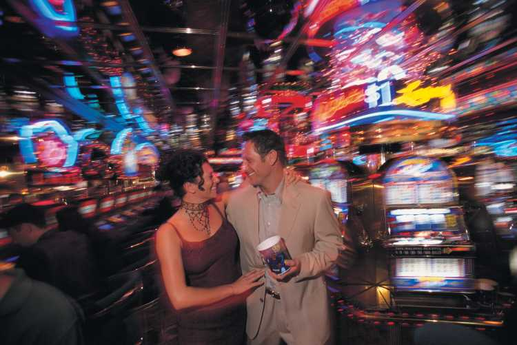 Royal Caribbean International Independence of the Seas casino.jpg