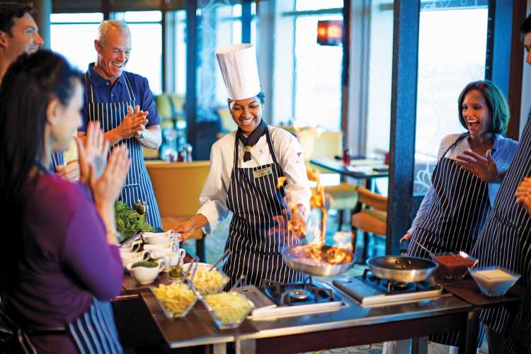 celebrity cruises celebrity silhouette tuscan grille 2.jpg