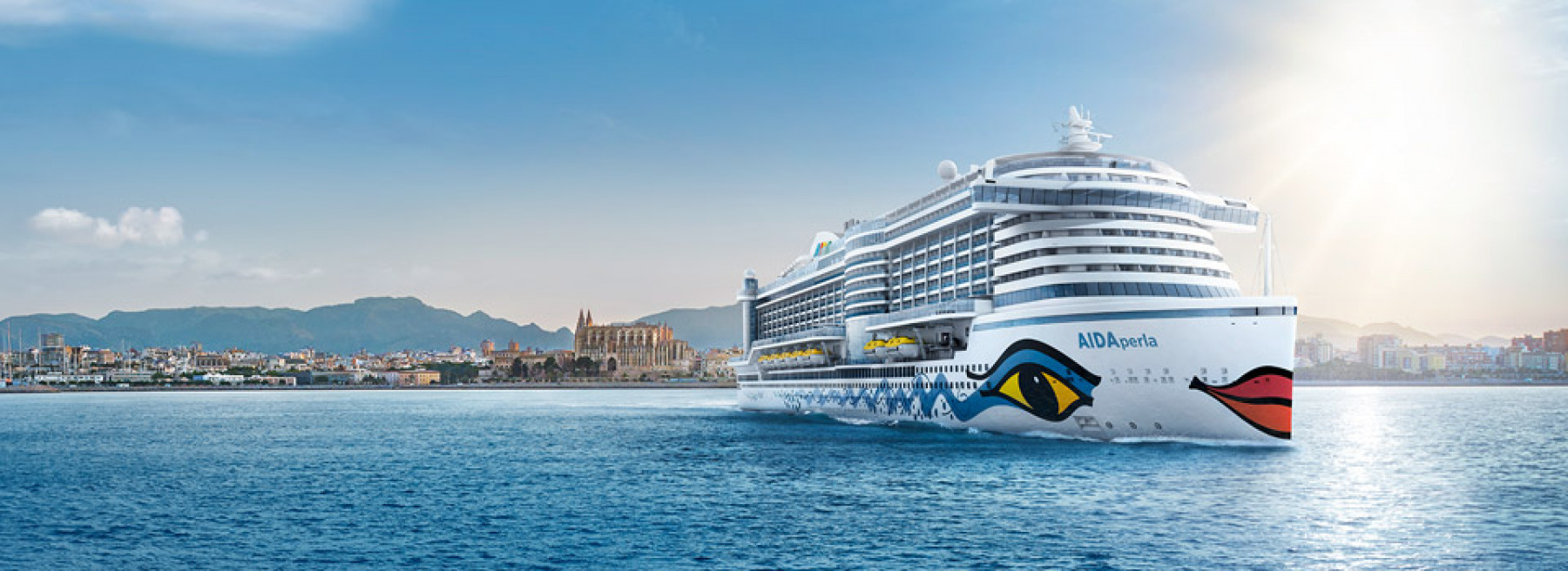 aida cruises Lines Holiday Packages - Infinity Cruise