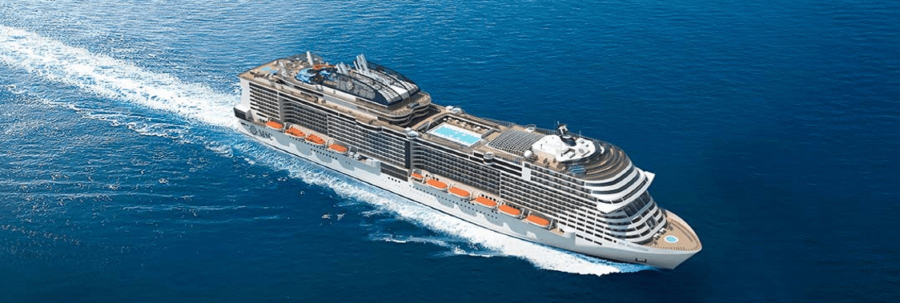 MSC Cruises Lines Deals Packages - Infinity Cruises