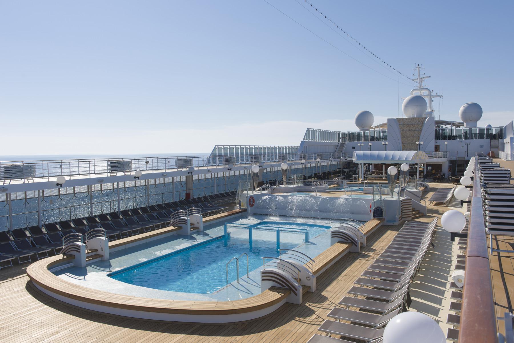 Cruise detail worldwide cruises for Sun park piscine