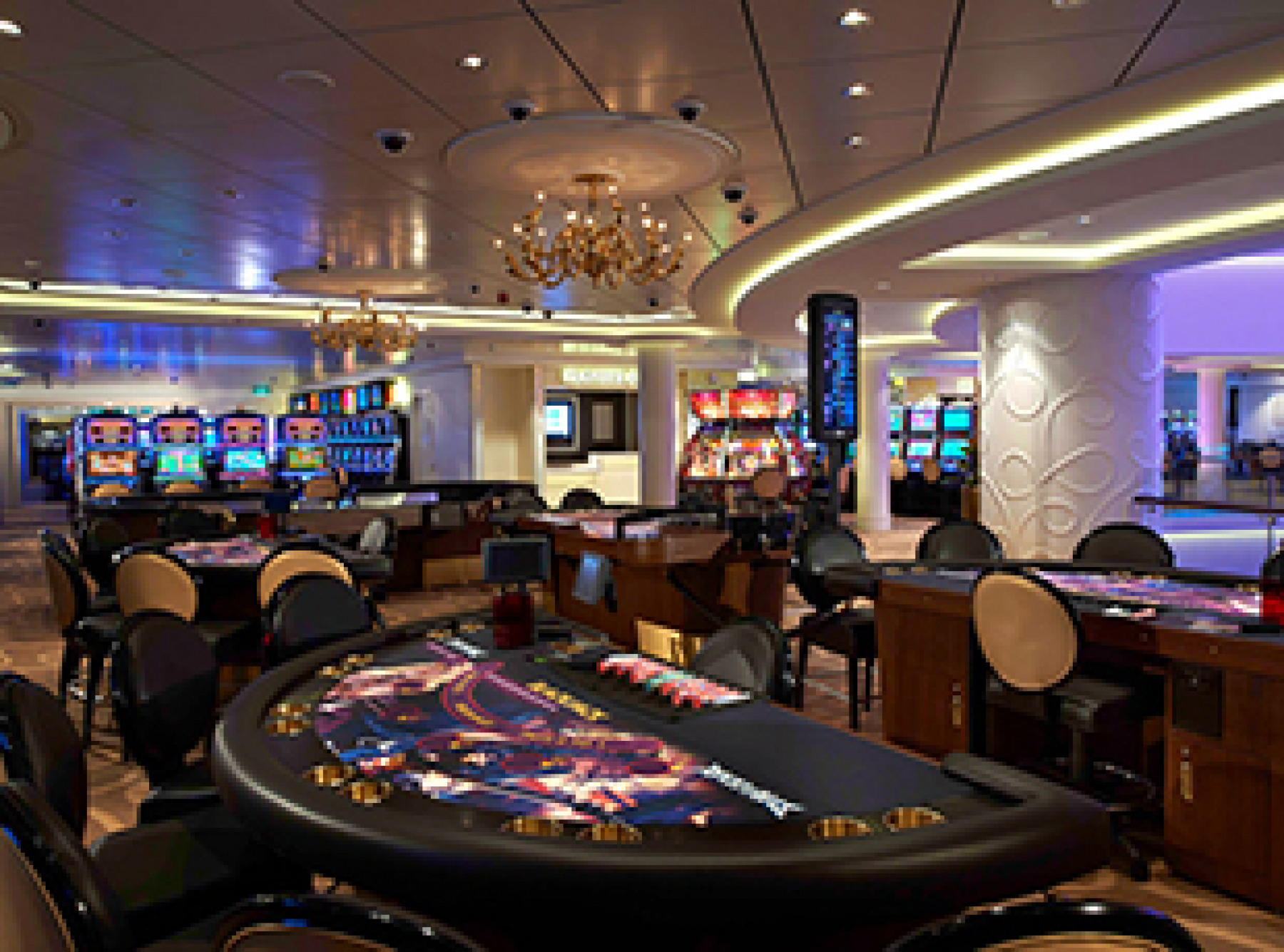 Norwegian Cruise Line Norwegian Breakaway Interior Casino.jpg
