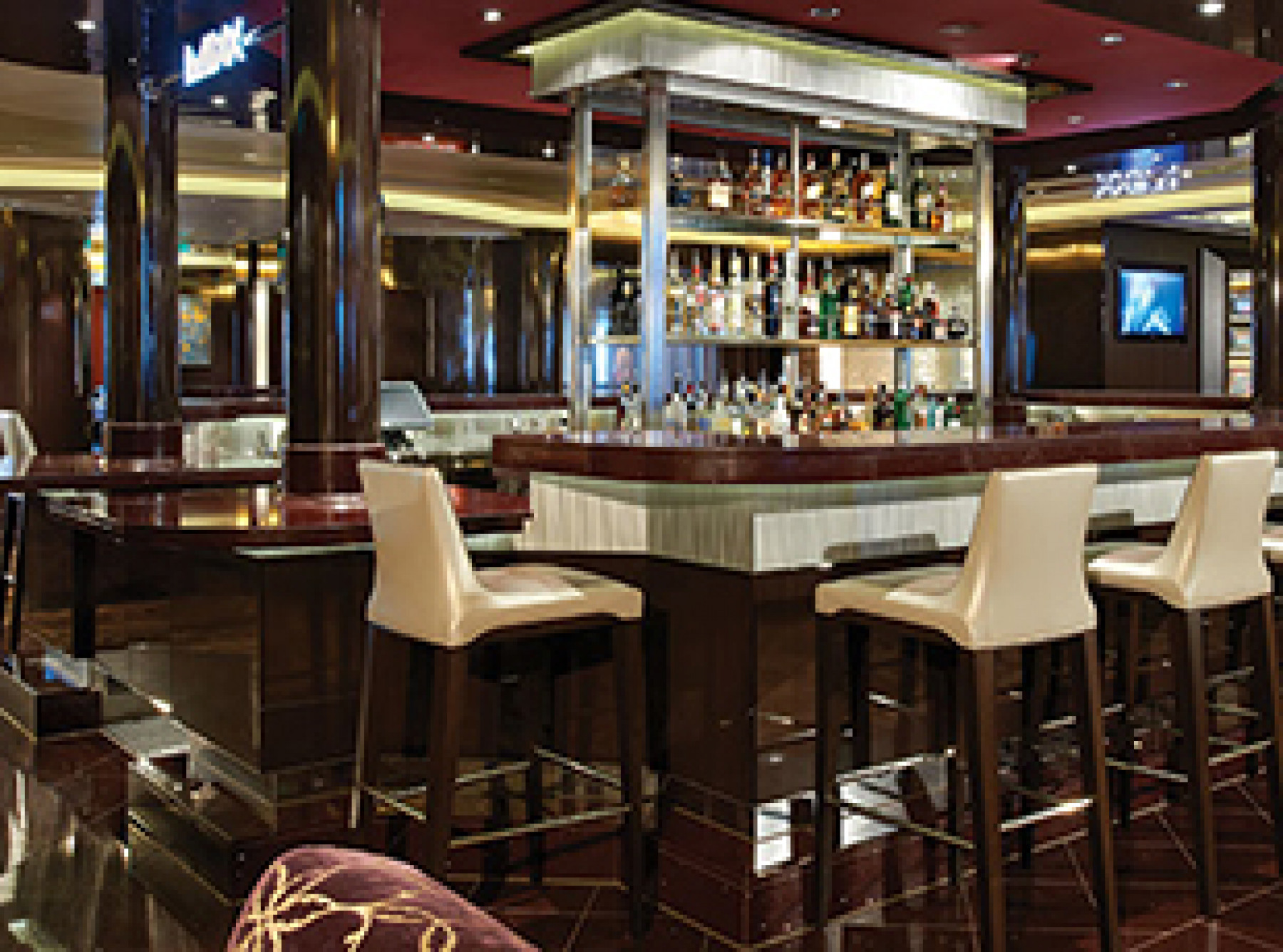 Norwegian Cruise Line Norwegian Breakaway Interior Mixx Bar.jpg