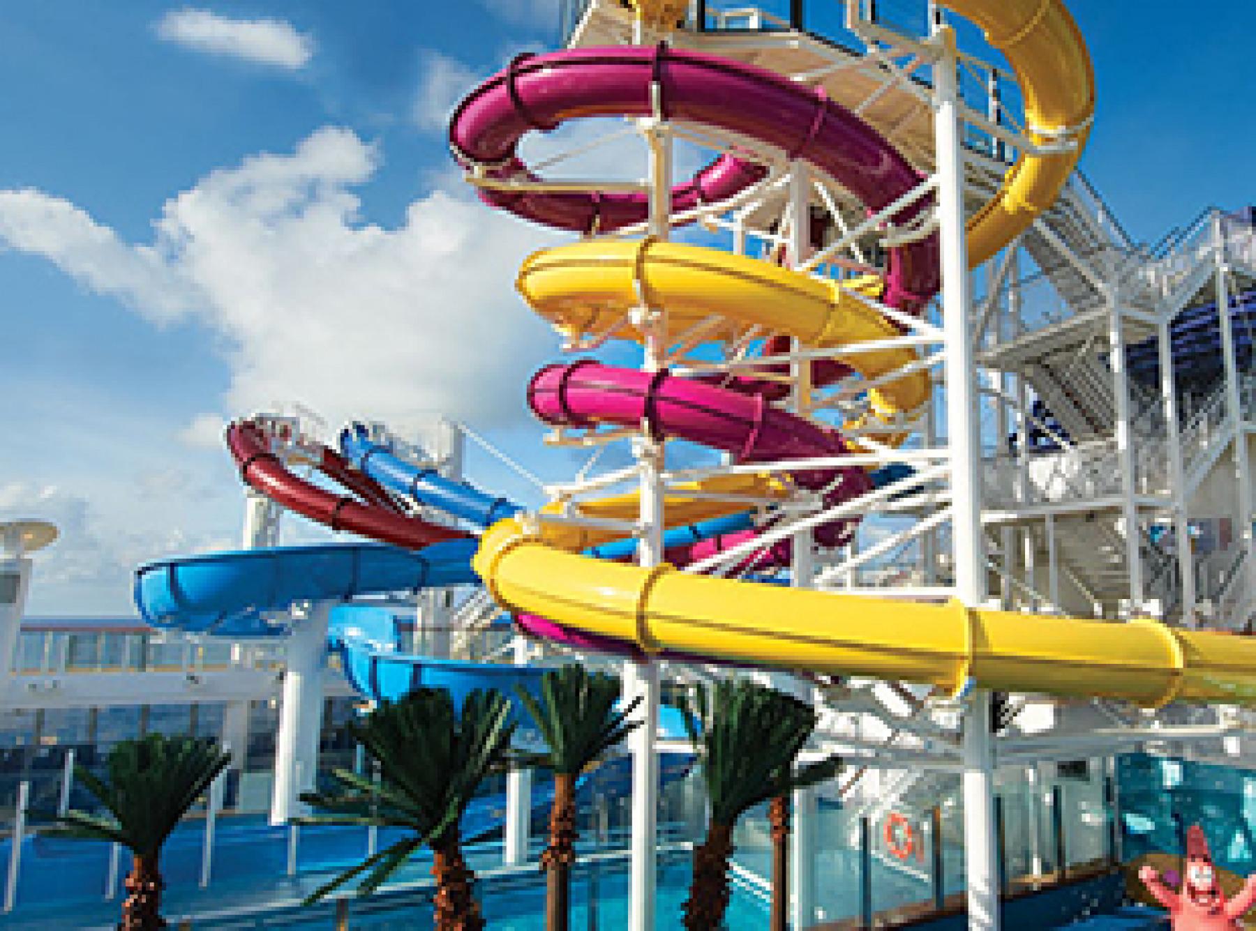 Norwegian Cruise Line Norwegian Breakaway Exterior Aqua Park.jpg