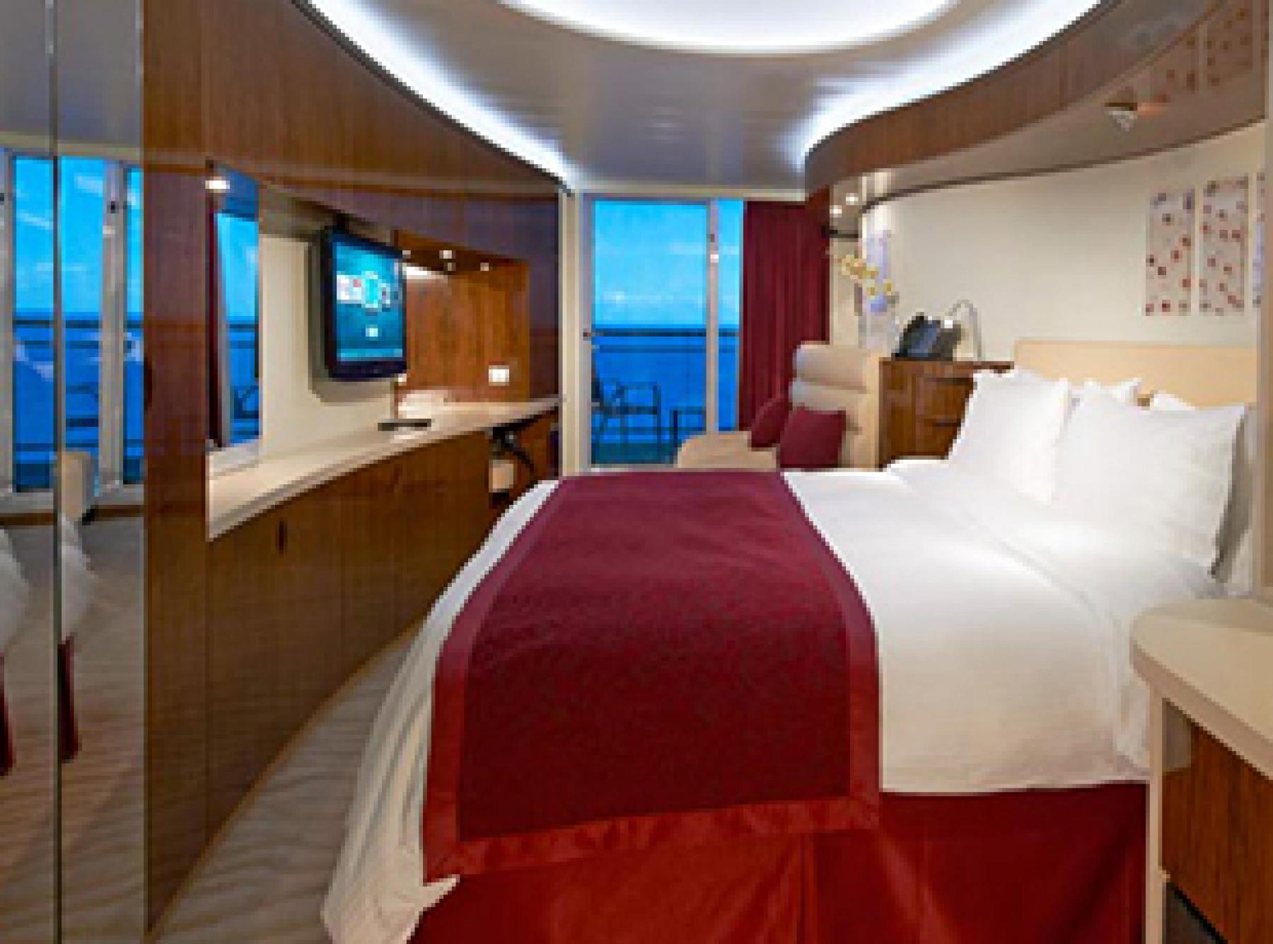 Norwegian Cruise Line Norwegian Epic Accommodation Mini Suite.jpg