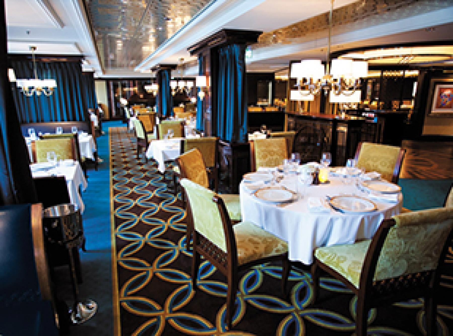 Norwegian Cruise Line Norwegian Epic Interior Le Bistro.jpg