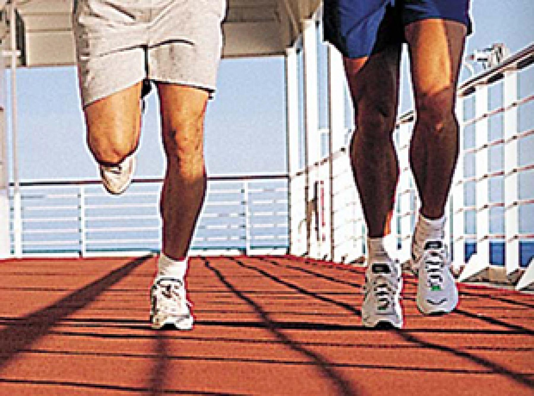 Norwegian Cruise Line Norwegian Epic Exterior Jogging:Walking Track.jpg