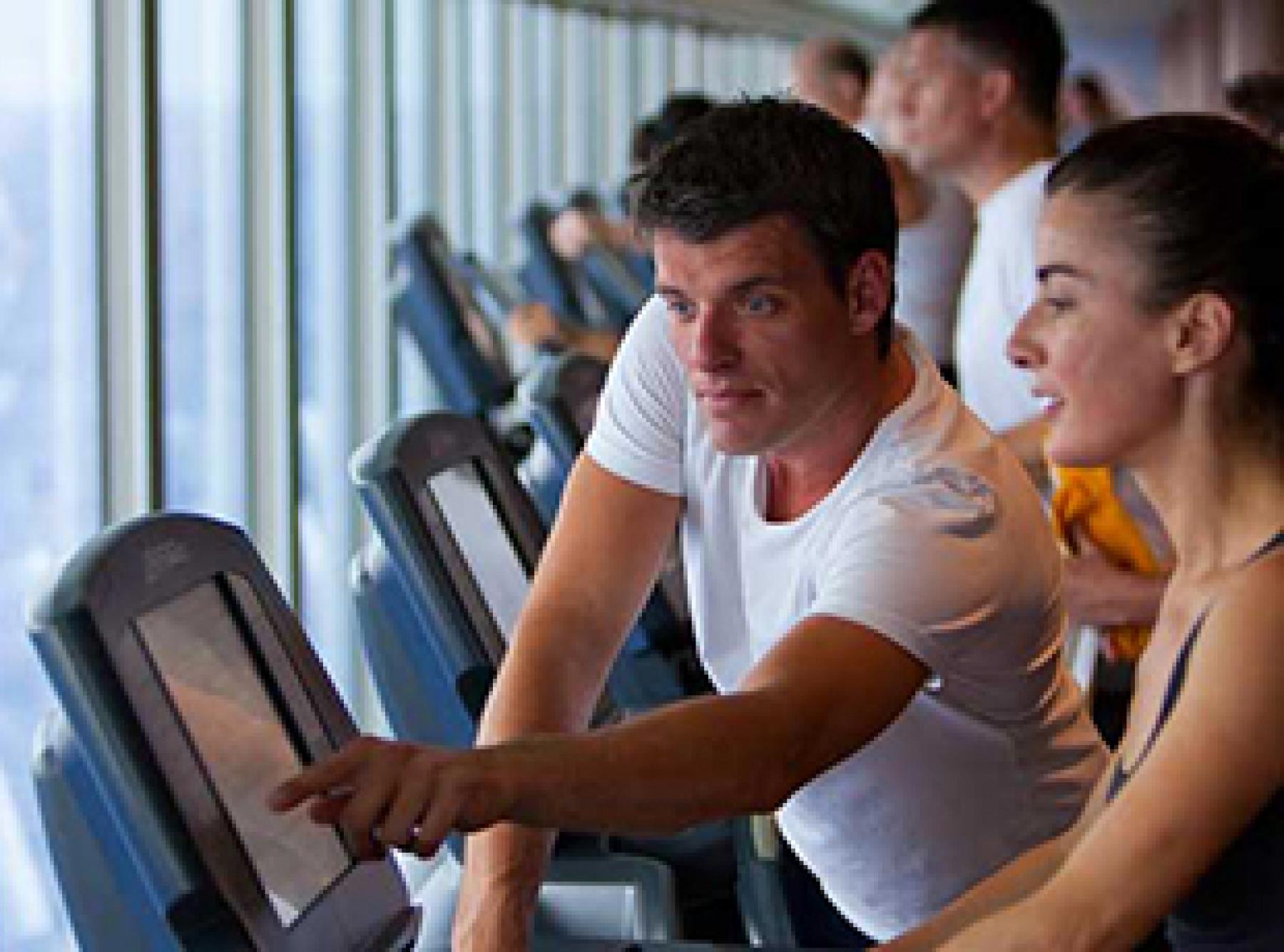 Norwegian Cruise Line Norwegian Epic Interior Pulse Fitness Centre.jpg