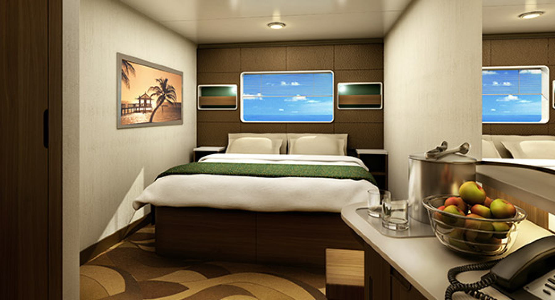 Norwegian Cruise Line Norwegian Escape Accommodation Balcony.jpg