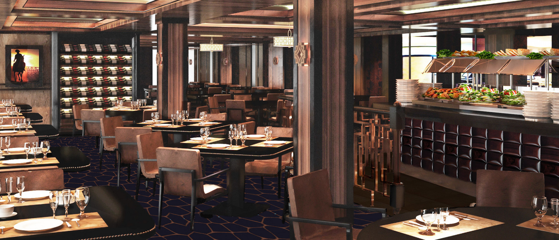 Norwegian Cruise Line Norwegian Escape Interior Moderno.jpg