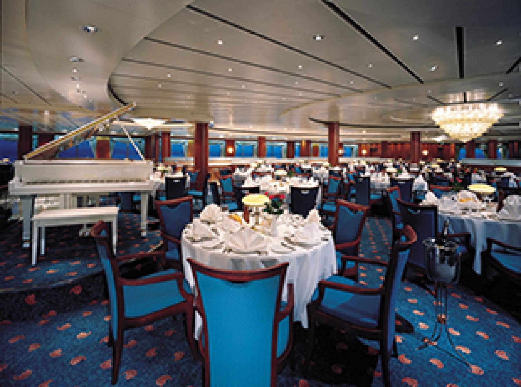 Norwegian Cruise Line Norwegian Sky Interior Crossings Main Dining Room.jpg