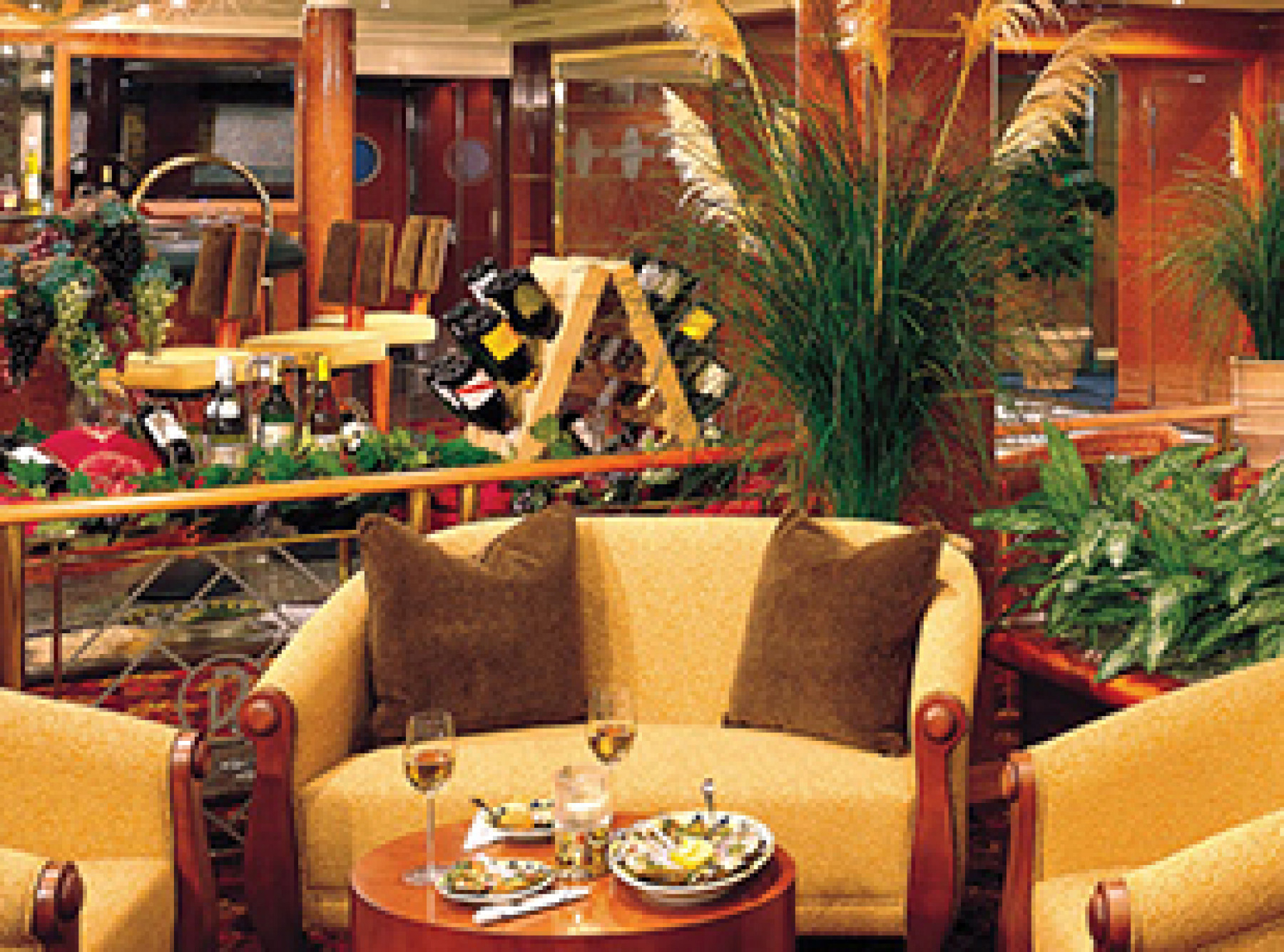 Norwegian Cruise Line Norwegian Sky Interior Plantation Club.jpg