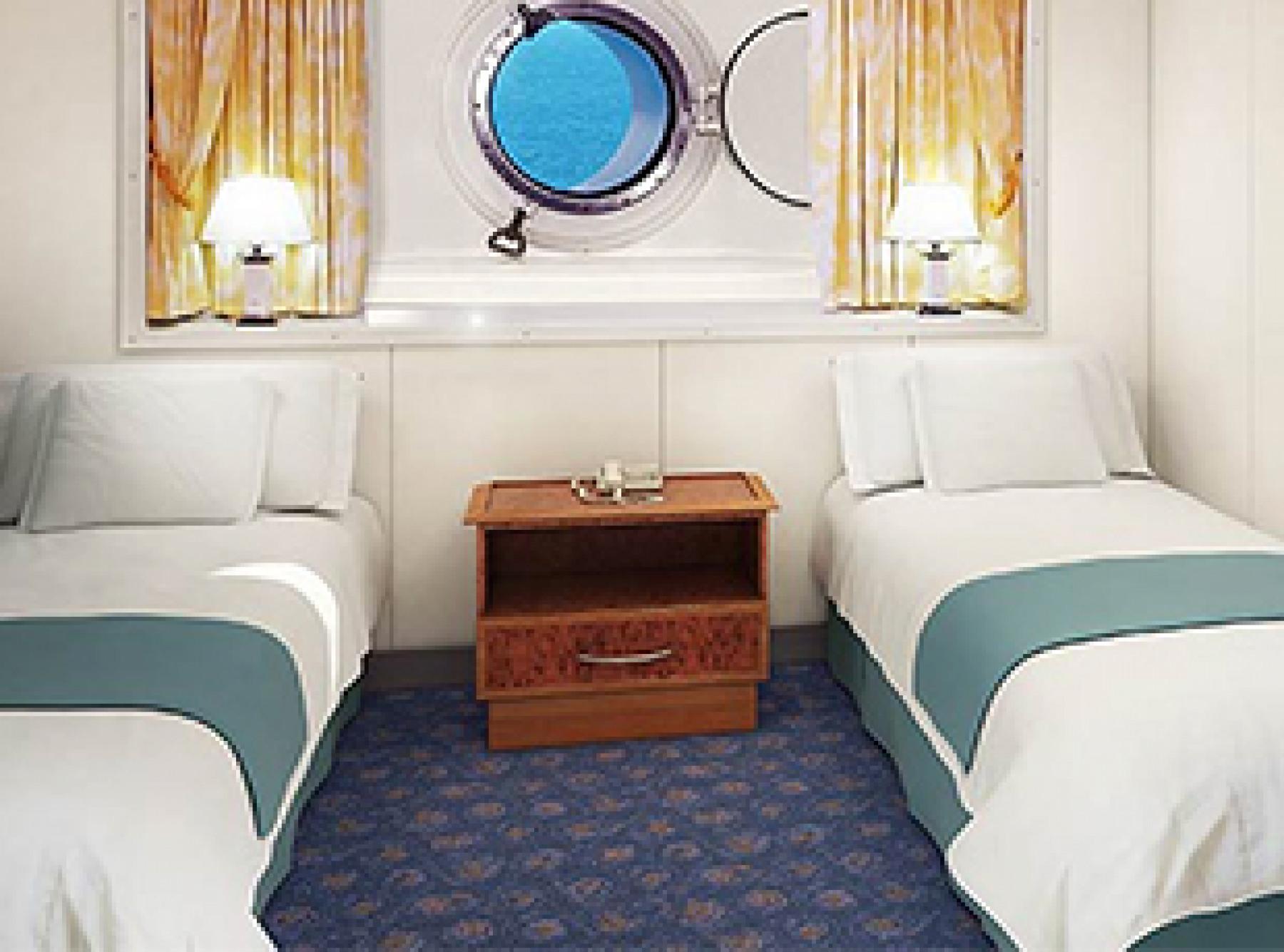 Norwegian Cruise Line Norwegian Spirit Accommodation Oceanview Porthole.jpg