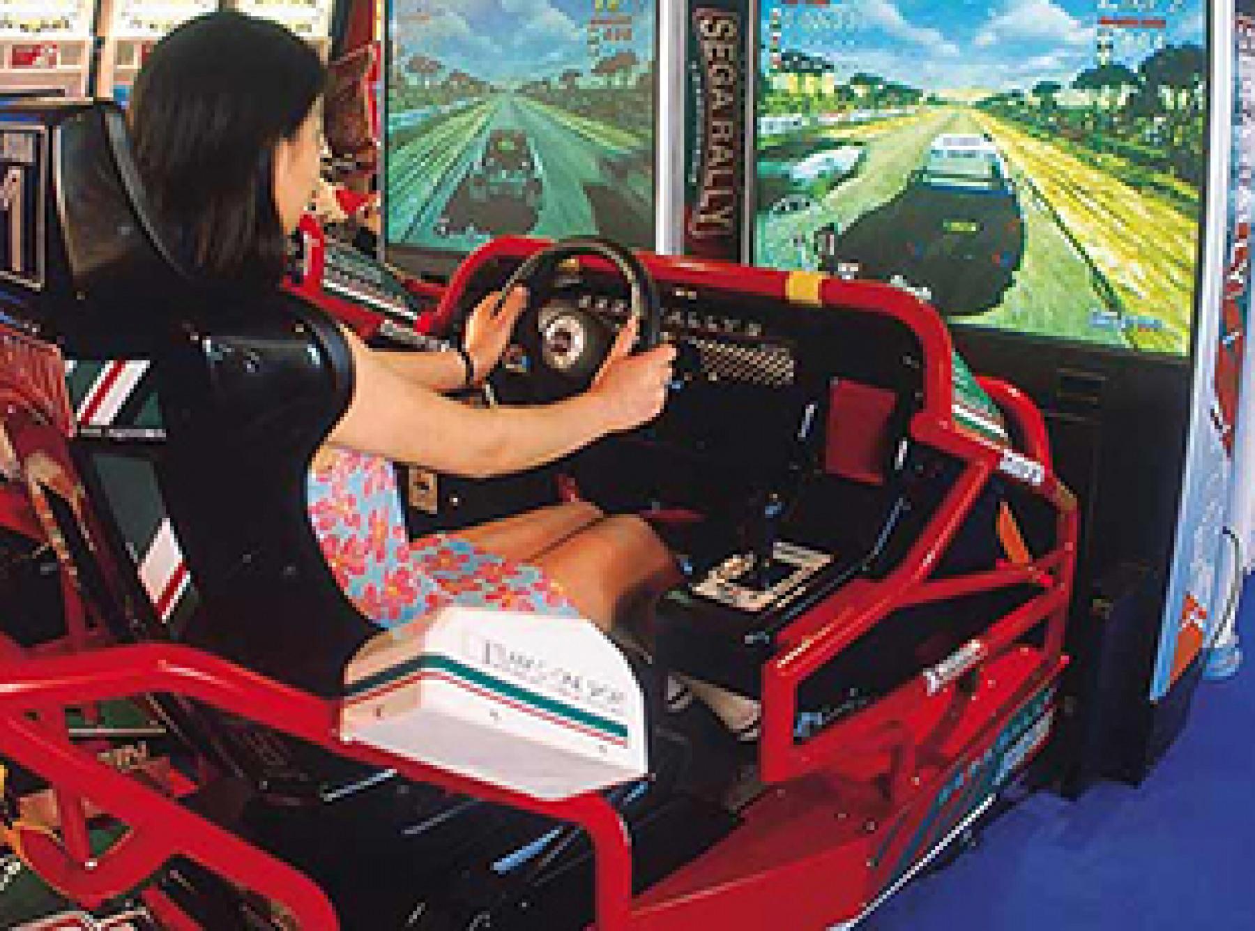 Norwegian Cruise Line Norwegian Spirit Interior Video Arcade.jpg