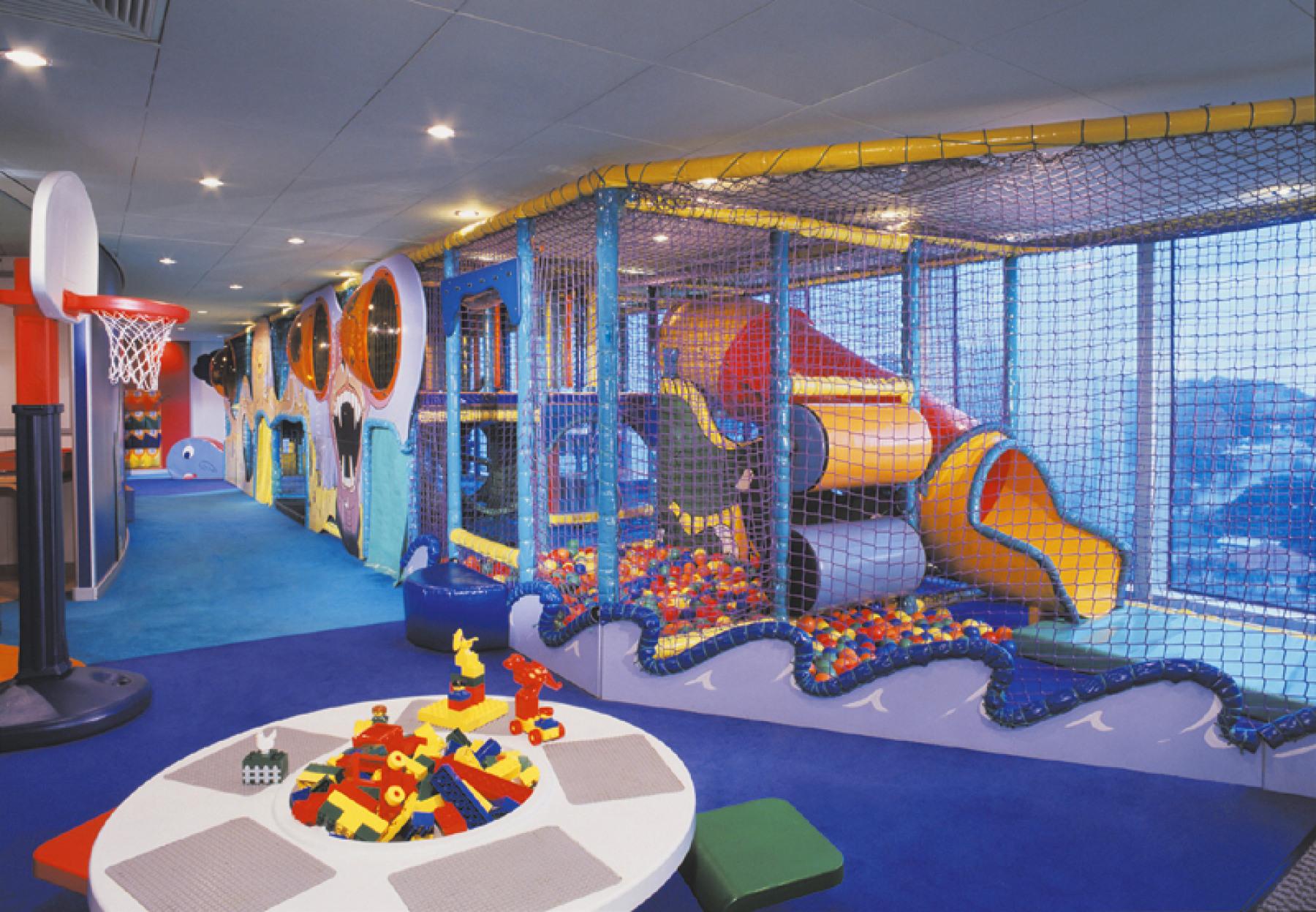 Norwegian Cruise Line Norwegian Spirit Charlies Child care centre.jpg