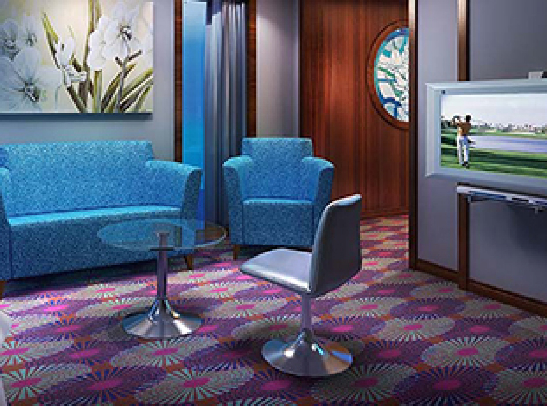 Norwegian Cruise Line Pride of America Accommodation Family Penthouse.jpg