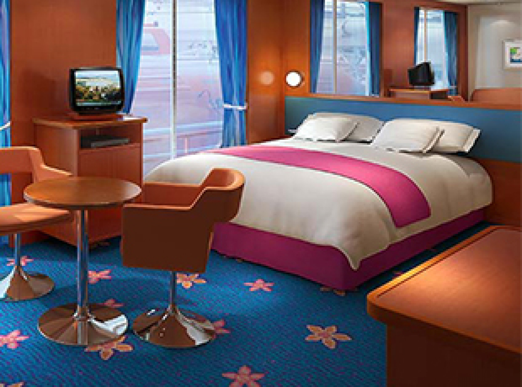 Norwegian Cruise Line Pride of America Accommodation Obstructed Family Suite.jpg
