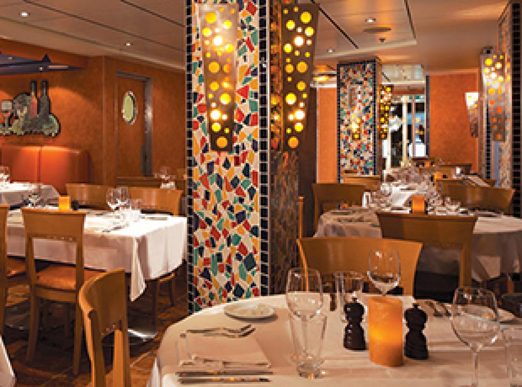 Norwegian Cruise Line Pride of America Interior little italy.jpg