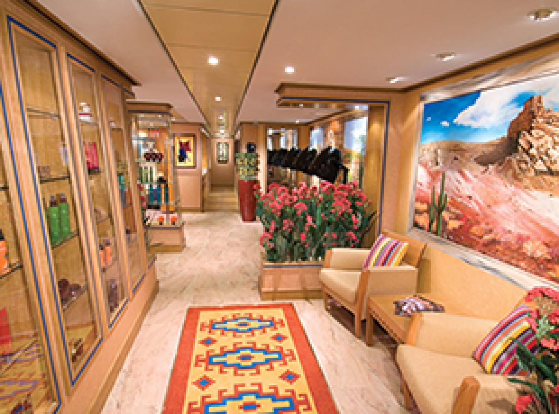 Norwegian Cruise Line Pride of America Interior library.jpg