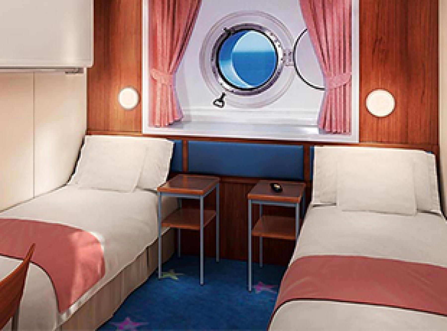 Norwegian Cruise Line Norwegian Dawn Accommodation Porthole Window.jpg