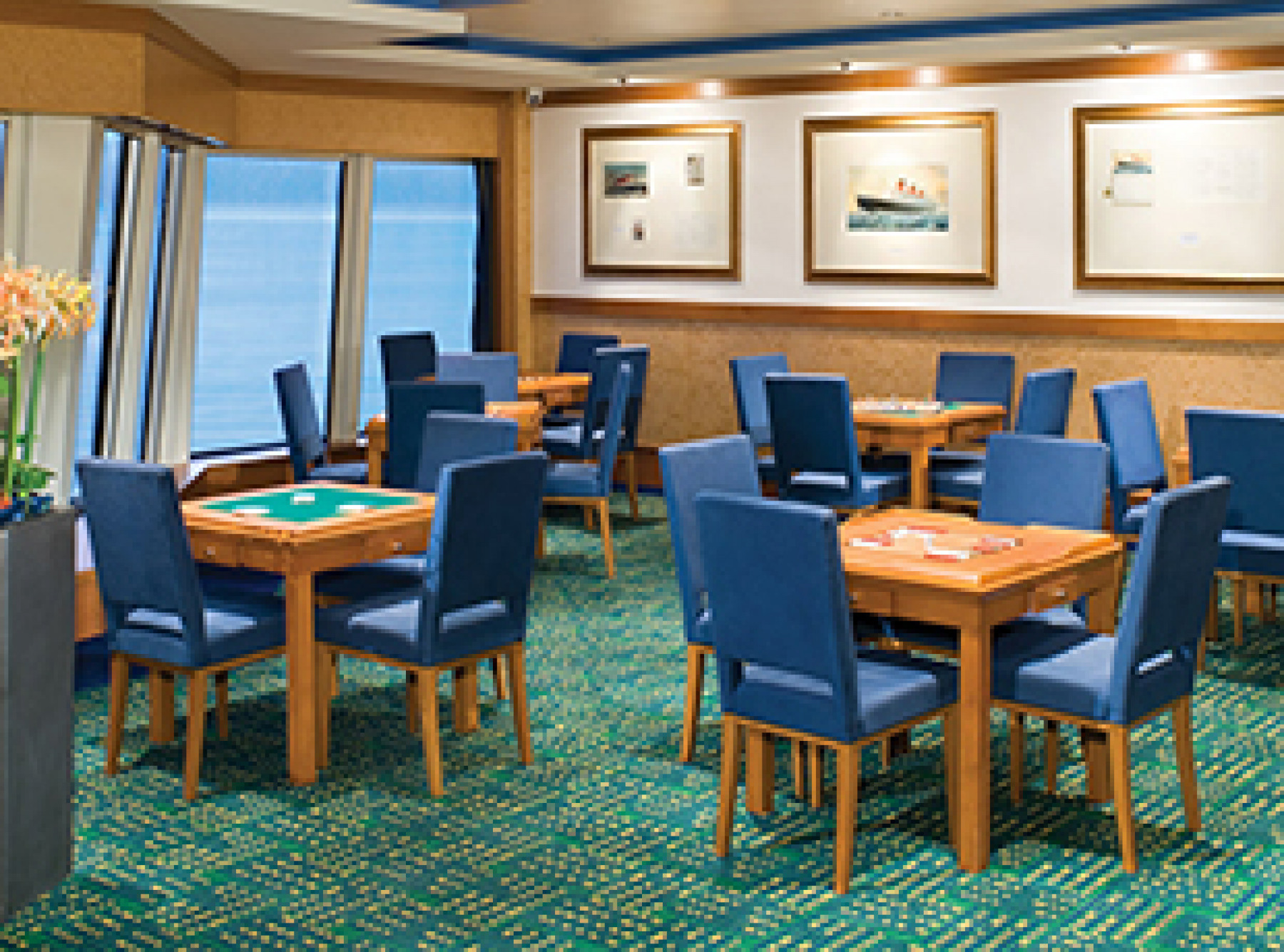 Norwegian Cruise Line Norwegian Jewel Interior Card Room.jpg