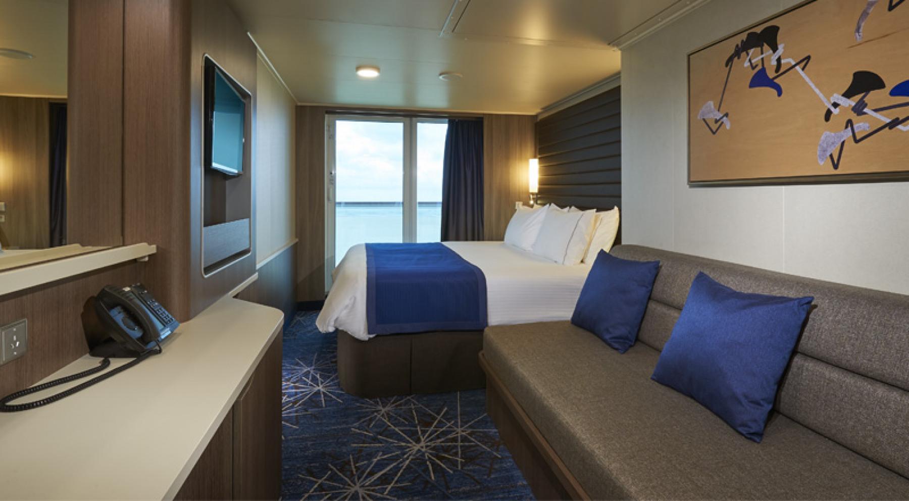 Norwegian Cruise Lines Norwegian Joy Accommodation Balcony 1.jpg