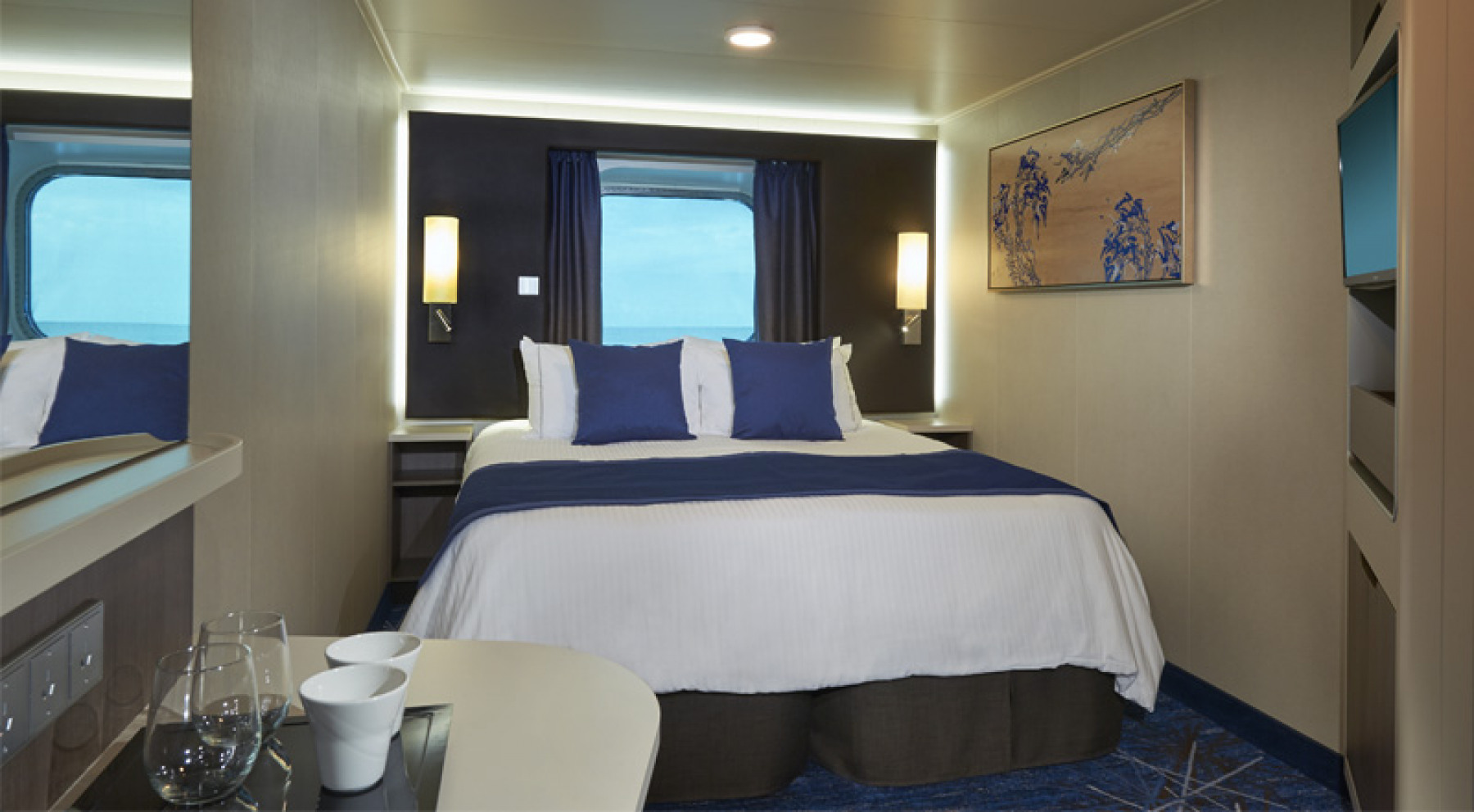 Norwegian Cruise Lines Norwegian Joy Accommodation Oceanview 1.jpg