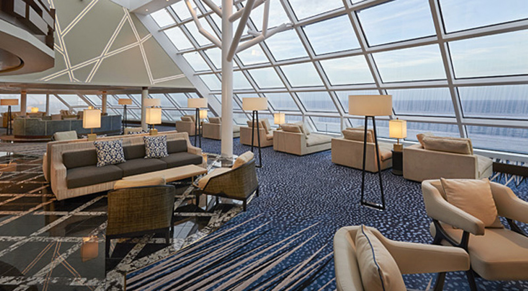 Norwegian Cruise Lines Norwegian Joy Interior Haven Observation Lounge.jpg