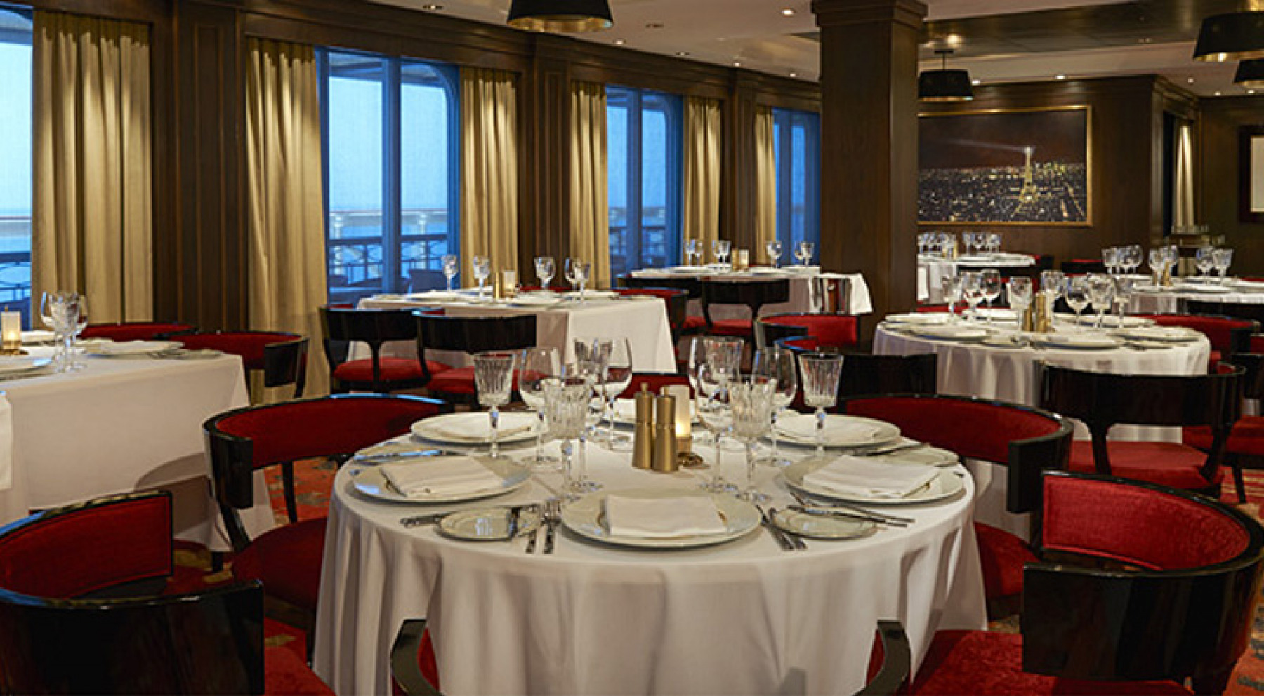 Norwegian Cruise Lines Norwegian Joy Interior Le Bistro.jpg