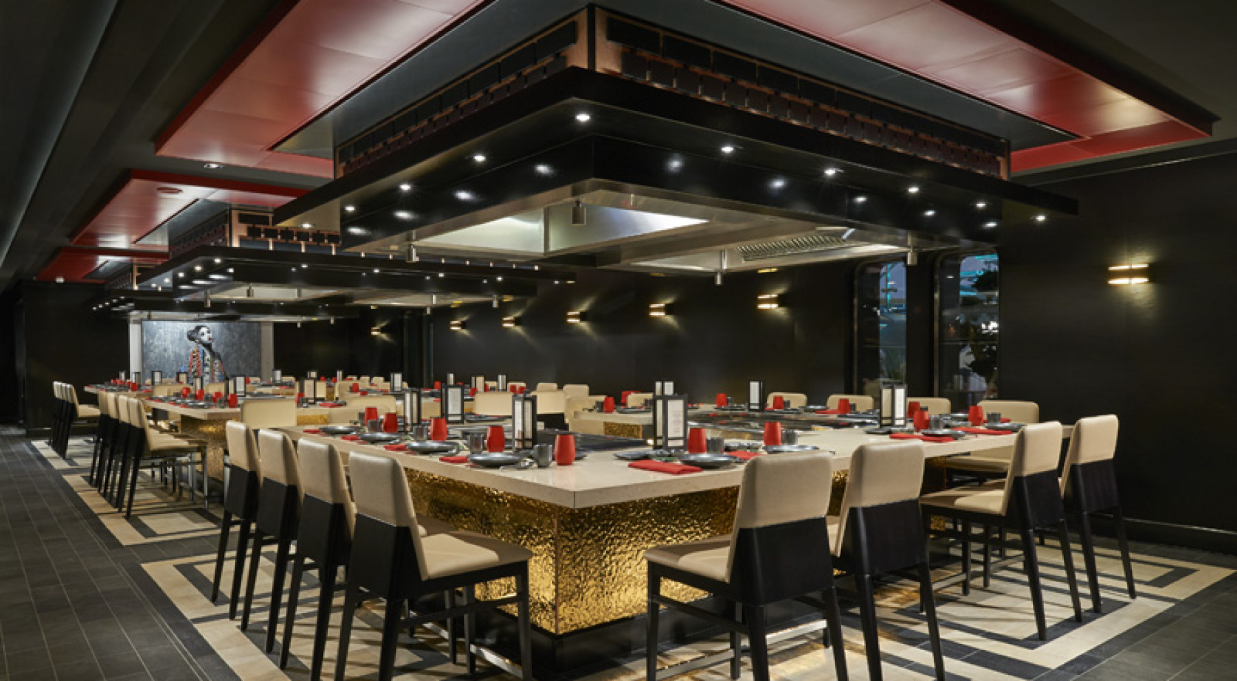 Norwegian Cruise Lines Norwegian Joy Interior Teppanyaki.jpg