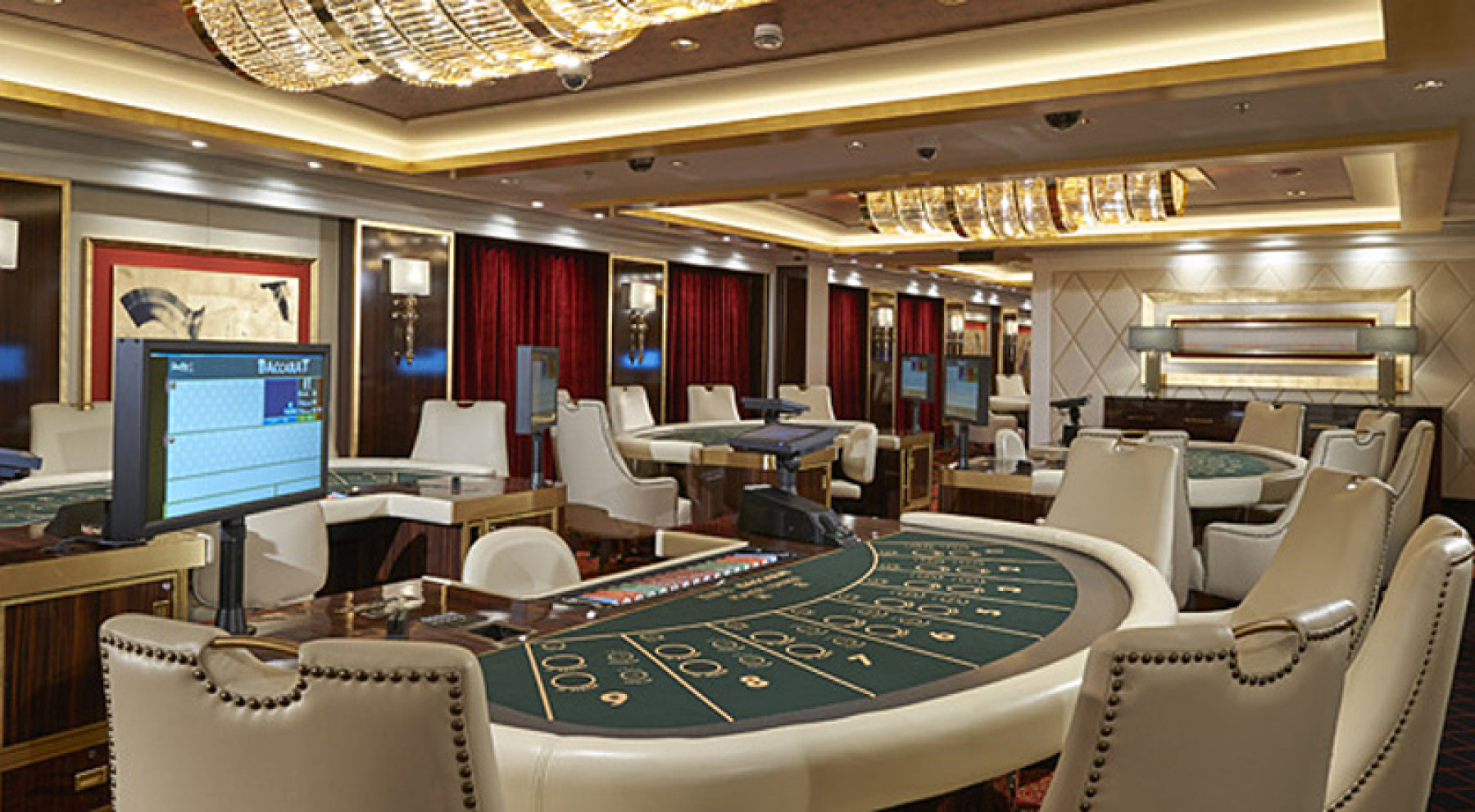 Norwegian Cruise Lines Norwegian Joy Interior VIP Casino.jpg