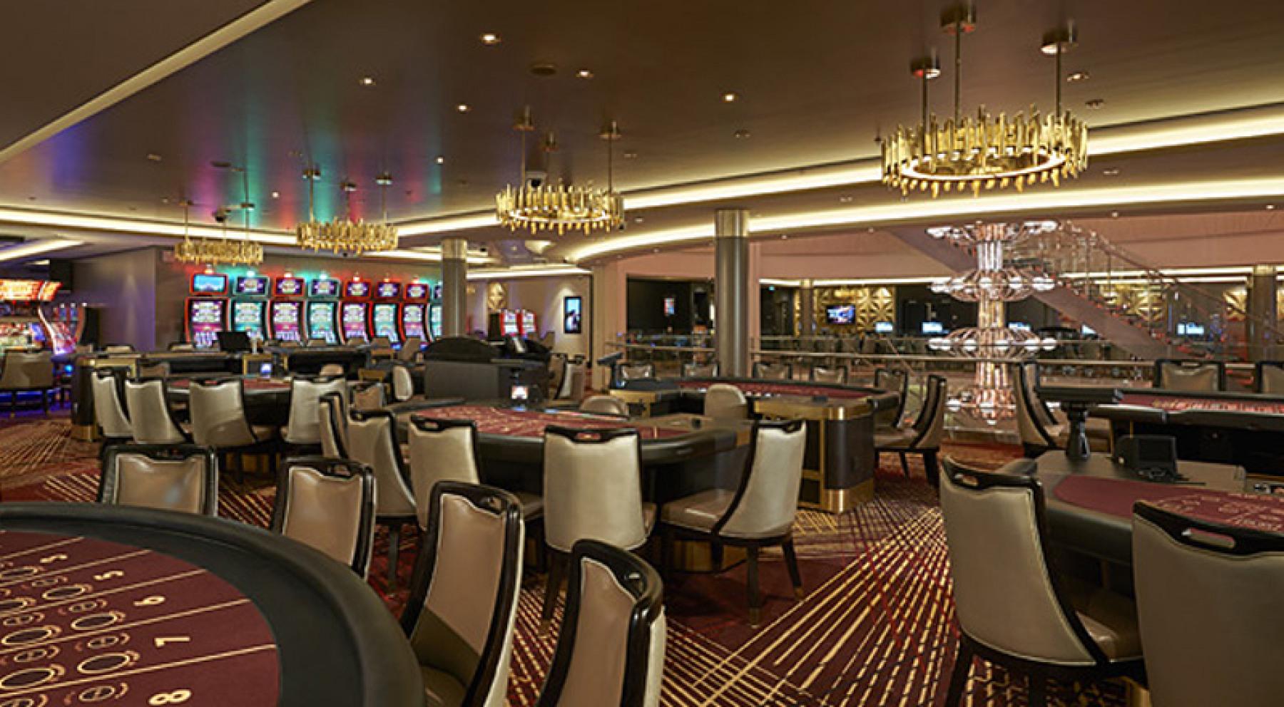 Norwegian Cruise Lines Norwegian Joy Interior Casino.jpg
