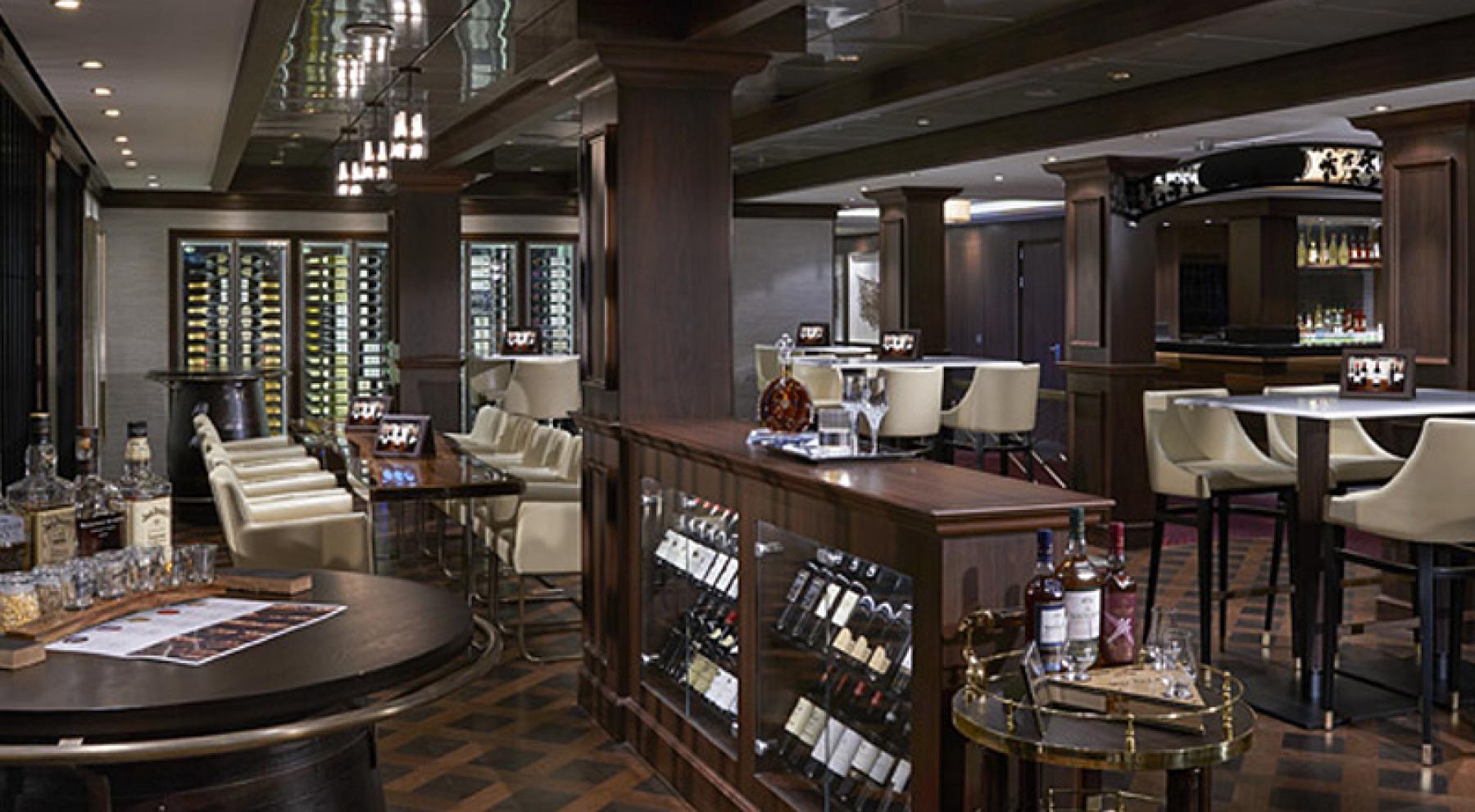 Norwegian Cruise Lines Norwegian Joy Interior Le Cave Wine Bar.jpg