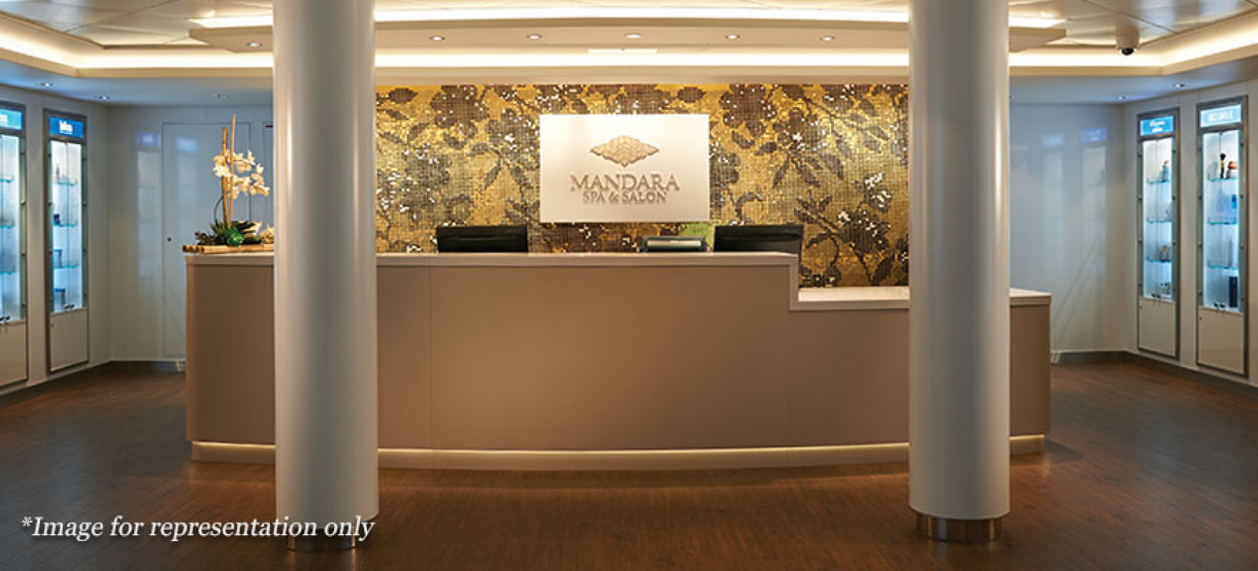 Norwegian Cruise Lines Norwegian Joy Interior Mandara Spa.jpg
