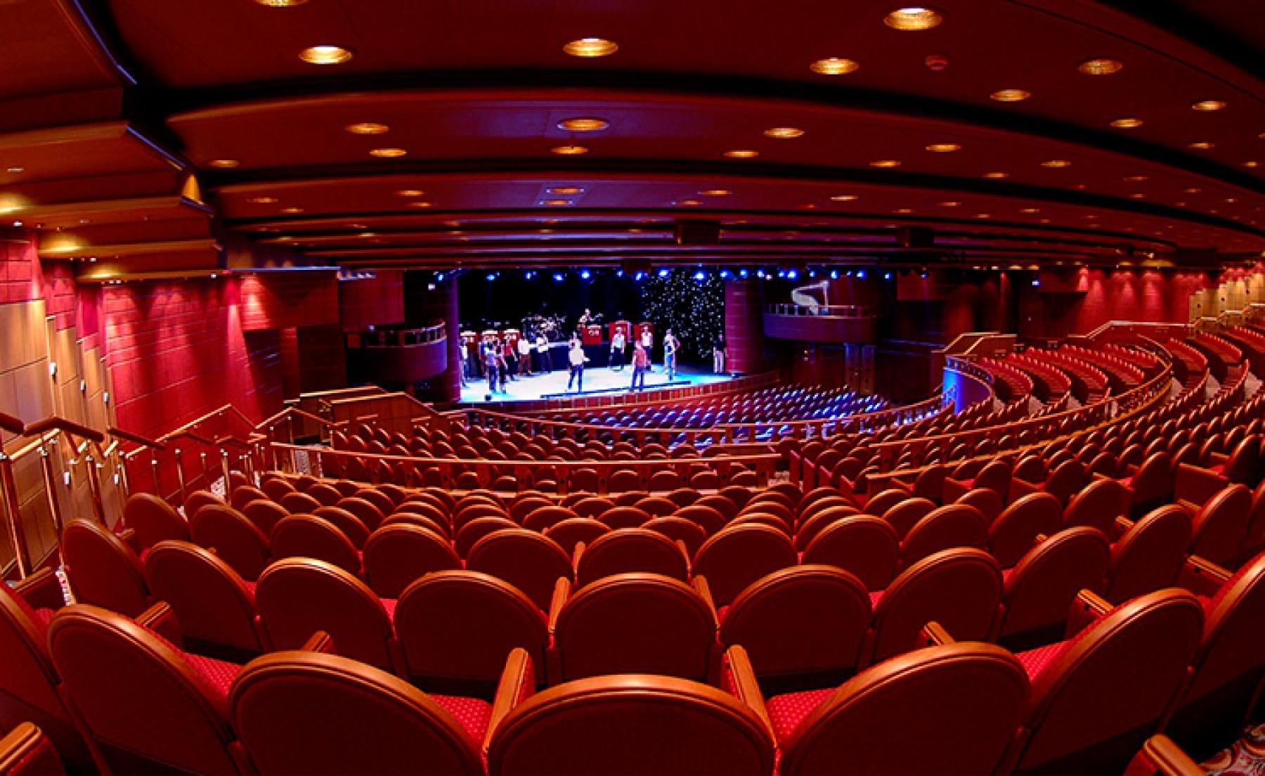 Cruise Detail Worldwide Cruises Braemar Air Conditioner Wiring Diagram Princess Theatre