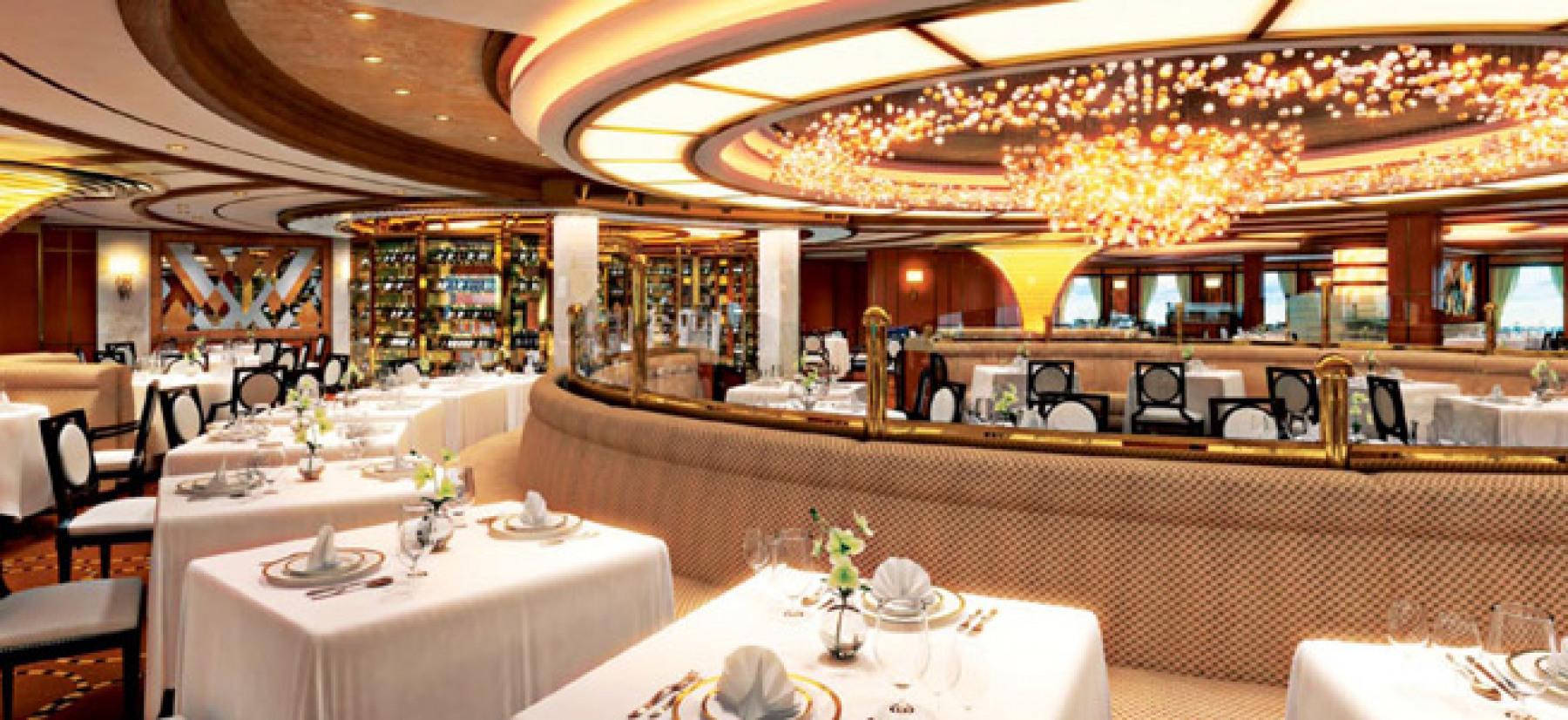 Princess Cruises Royal Class Interior traditional dining.jpg