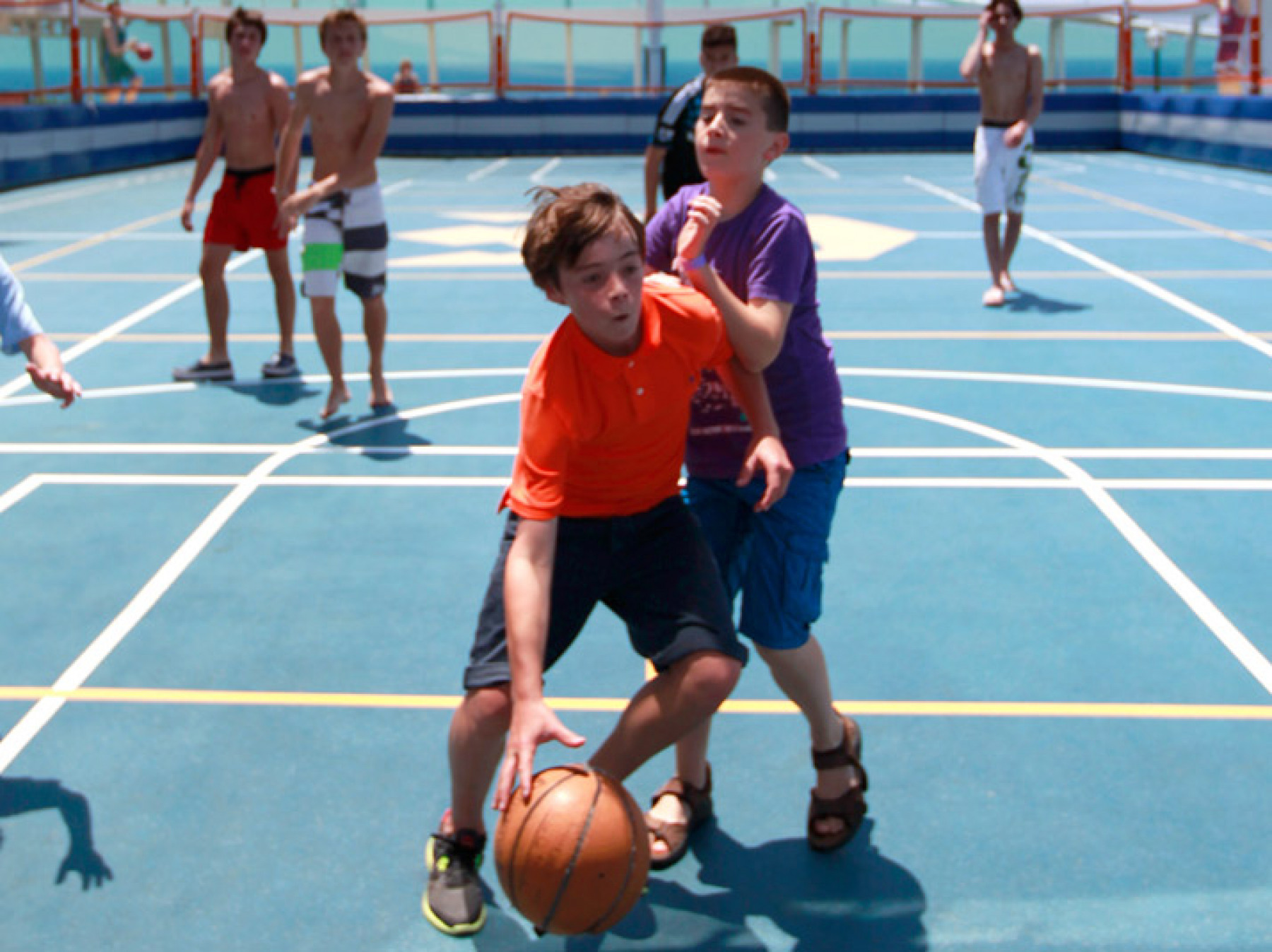 Royal Caribbean International Majesty of the Seas Exterior Basketball Courts.jpg
