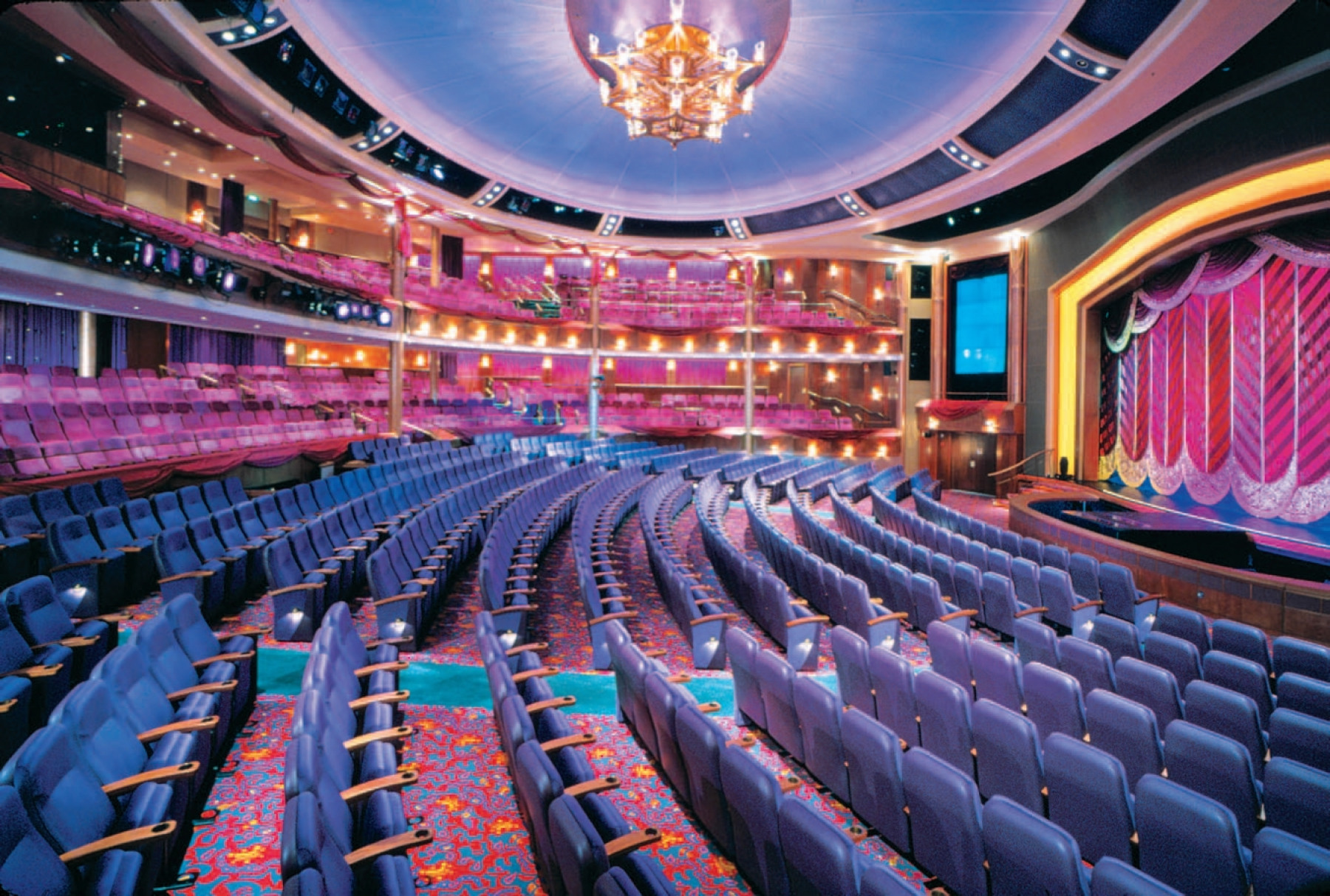 Royal Caribbean International Voyager of the Seas Interior Theater.jpg