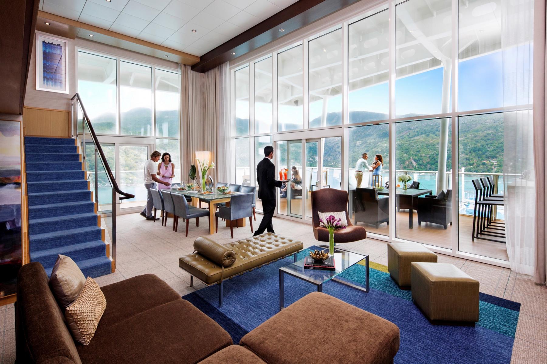 Royal Caribbean International Oasis of the seas accommodation Royal loft.jpg