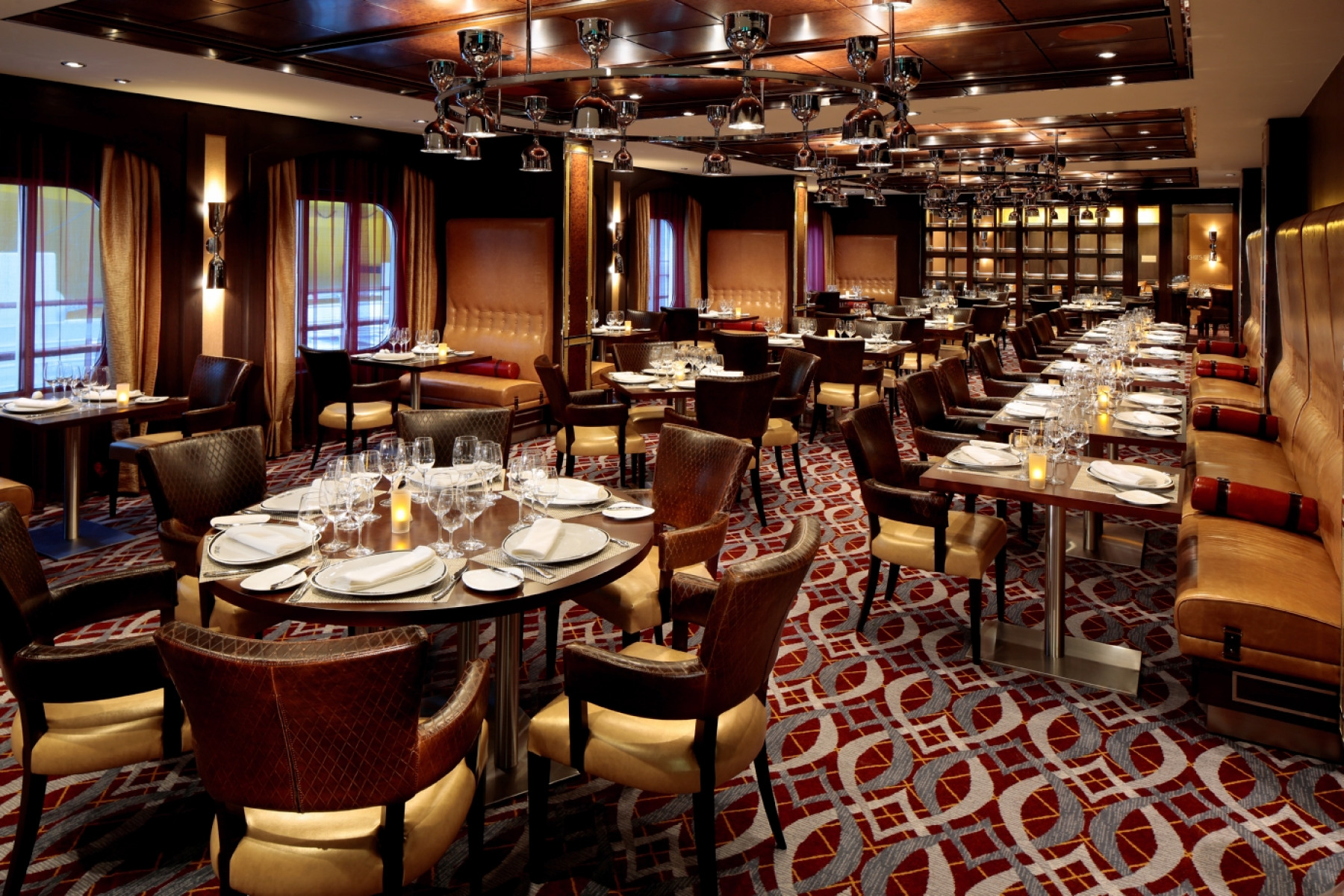 Royal Caribbean International Quantum of the Seas Interior Chops Grille.jpg