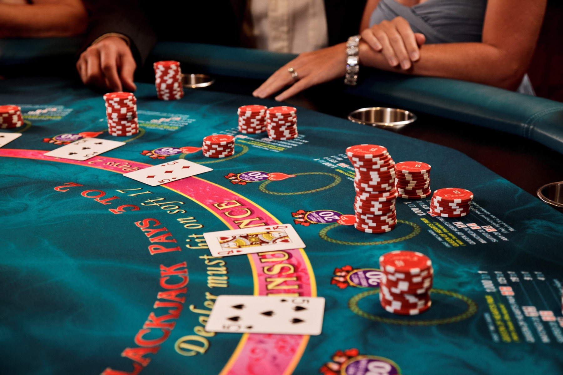 Royal Caribbean International Oasis of the Seas Casino 2.jpg