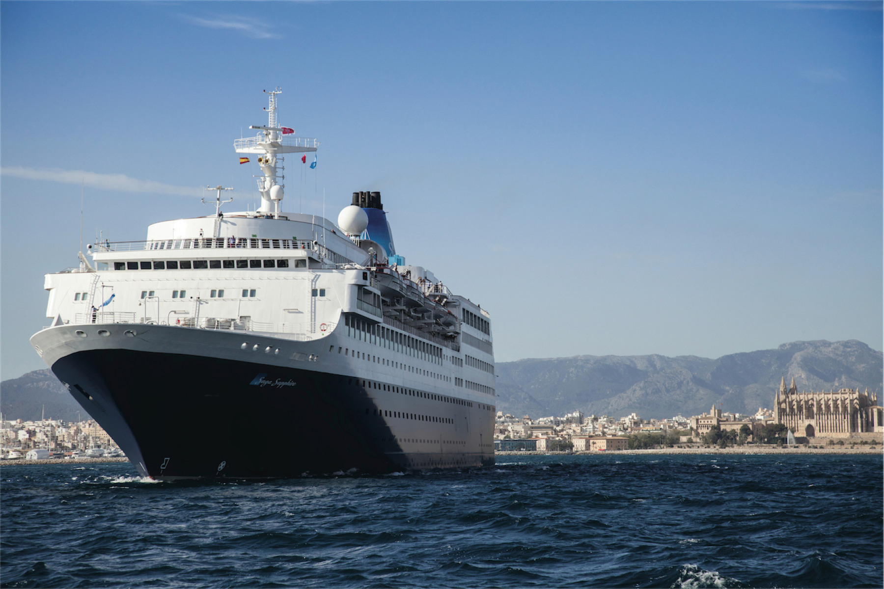 Saga Cruises - Ships and Itineraries 2019, 2020, 2021 ...