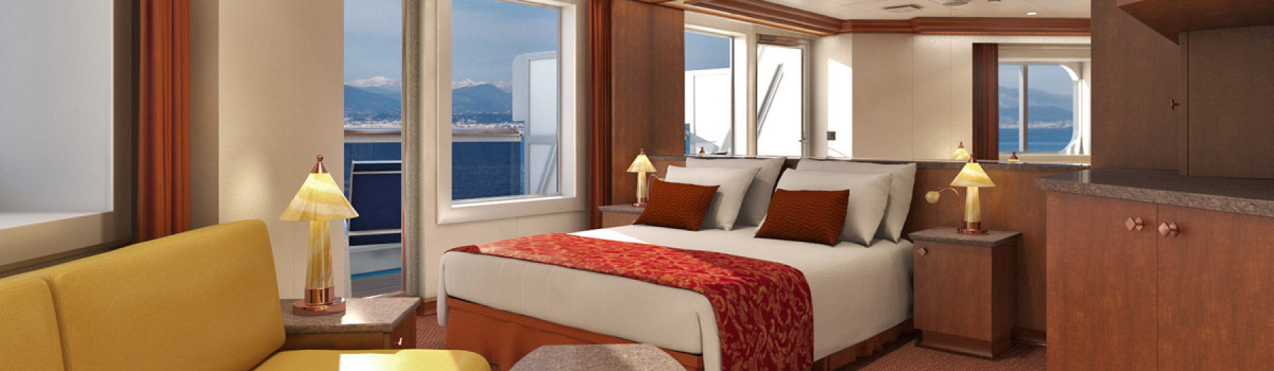 Carnival Cruise Lines Carnival Dream AccommodationJunior Suite.jpg