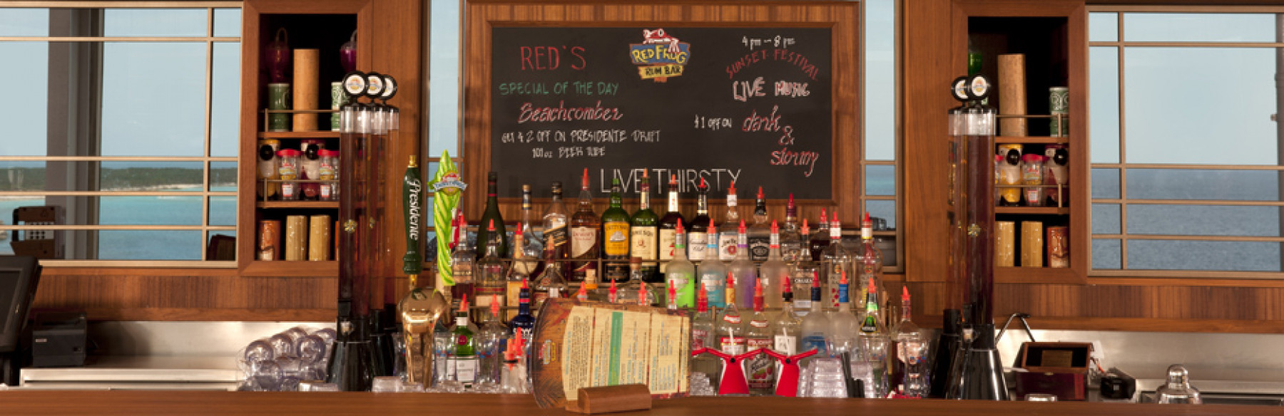 Carnival Glory Redfrog bar.jpg